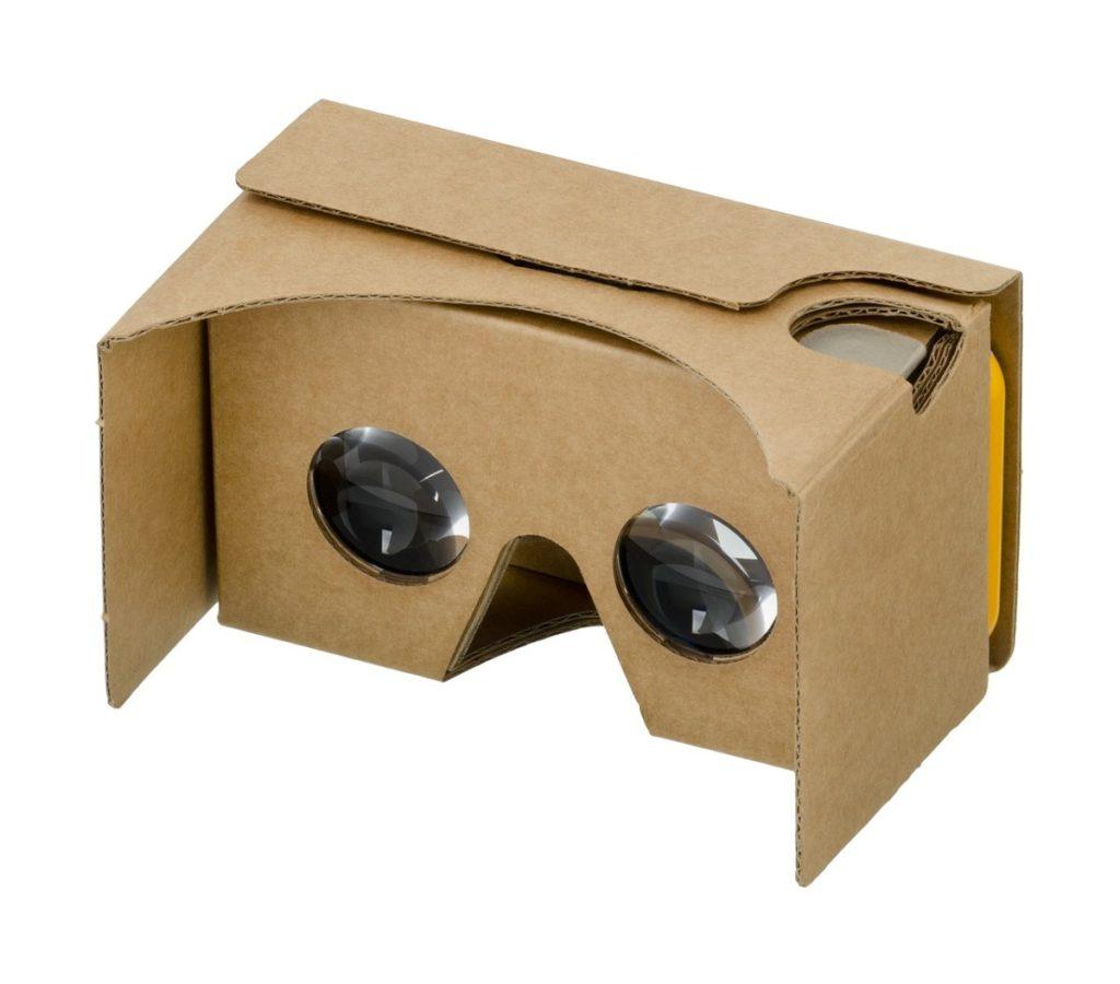 Cardboard Beispiel